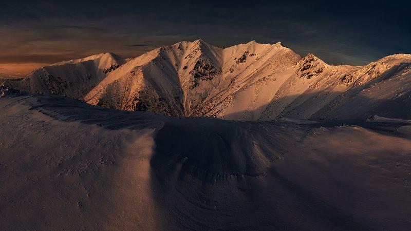 Golden Mountains photo preview