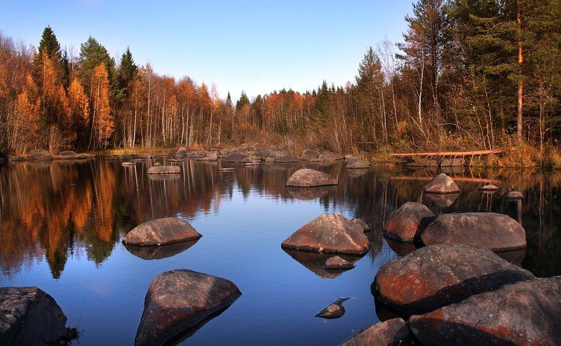 Осенняя тишинаphoto preview