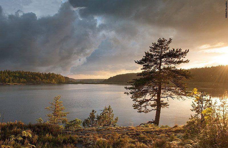 карелия,ладожское озеро,закат Карельсике зарисовки за номером 8photo preview