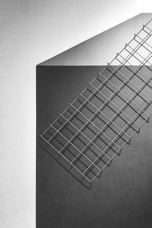 Черно-белый натюрмортphoto preview