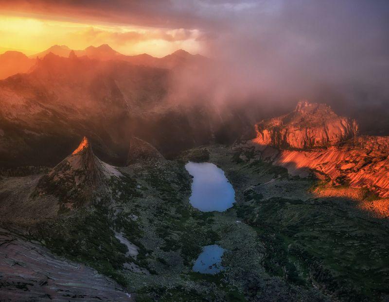 ергаки, сибирь Природный парк Ергаки.photo preview