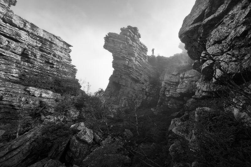 урал, колчимский камень На Колчимском камне...photo preview