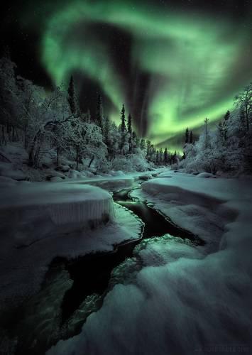 Про северную реку и небесные представления