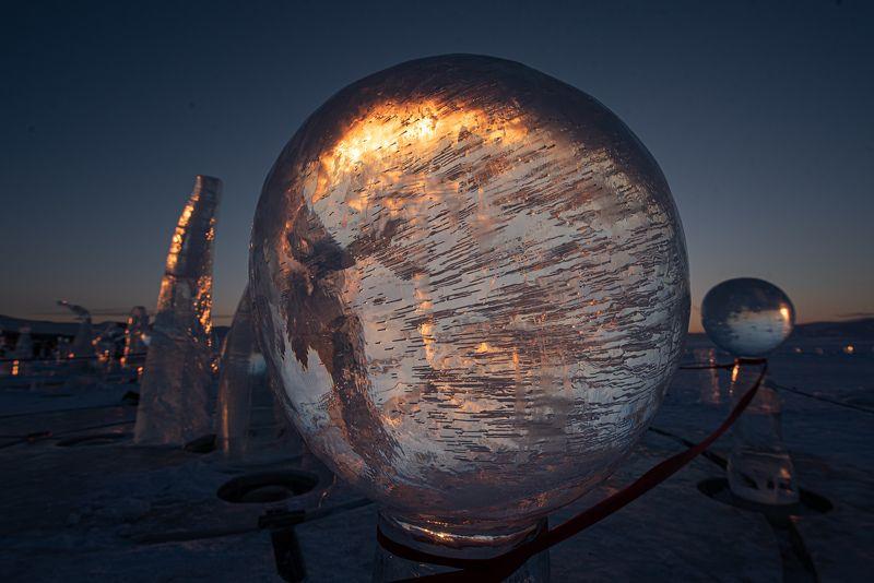лед, кульптура, искусство Фестиваль ледяной скульптуры, Ольхон, Байкалphoto preview