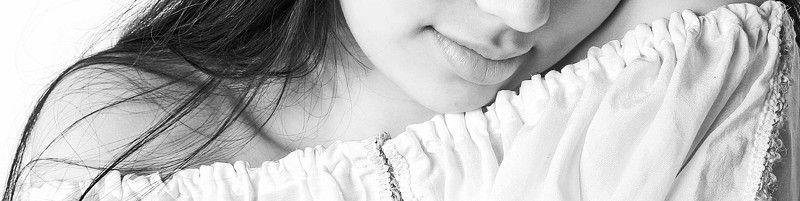 девушка, черно-белое, губы, красиво Nphoto preview