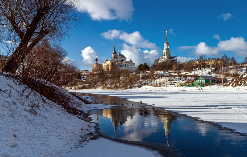 Торжок Борисоглебский монастырьphoto preview