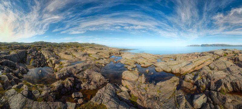 териберка, баренцево море, Северный Ледовитый океан На берегу моря Баренцеваphoto preview