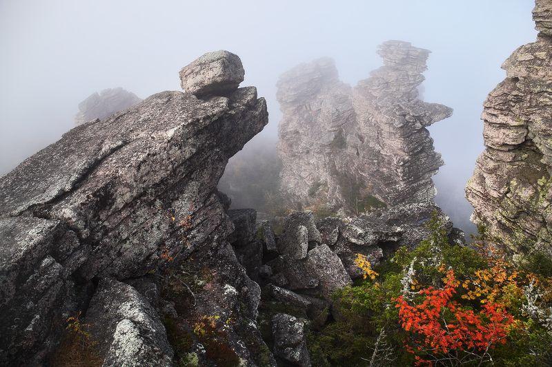 На Колчимском камне...photo preview