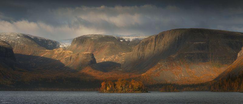 ловозерские тундры, сейдозеро, кольский полуостров, осень, тайга, горы Воспоминанияphoto preview