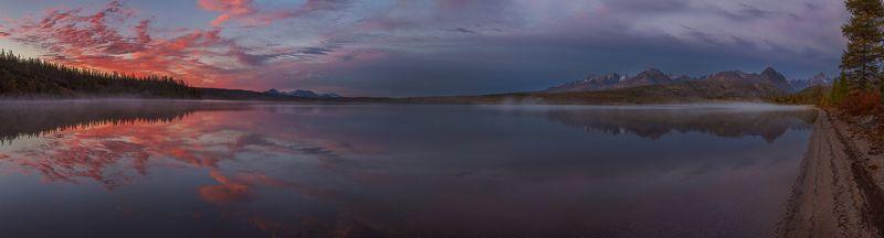 Озеро Джека Лондонаphoto preview