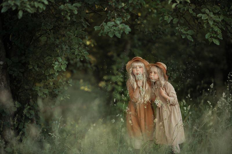 детское фото Одуваныphoto preview