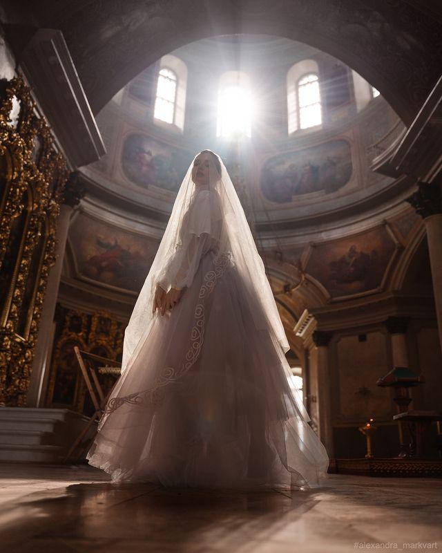 портрет, венчание, fashion, фэшн, арт, art, Венчаниеphoto preview
