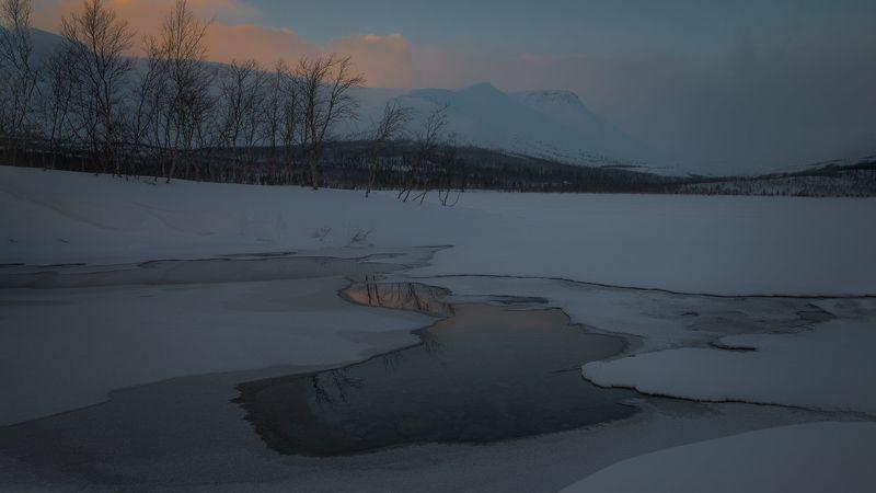 Вечерние Хибины.photo preview