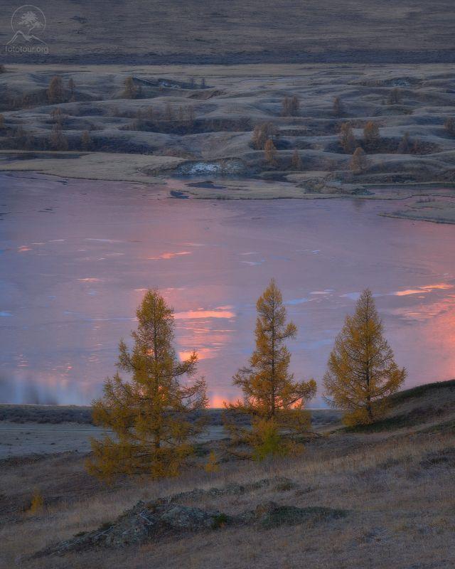 алтай, осень, горы Алтайская зарисовкаphoto preview