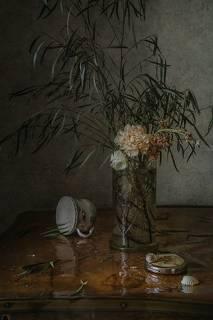 Про чашку и цветы