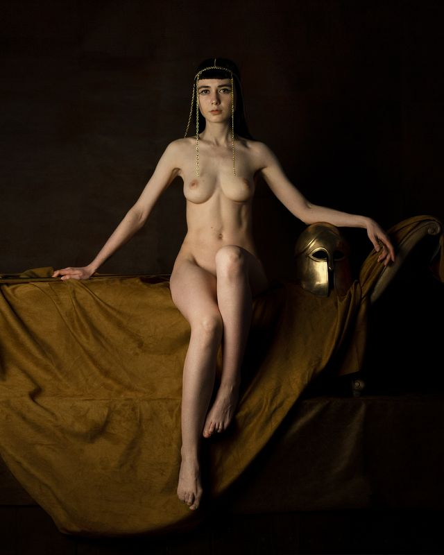fine art nudes Study for young Cleopatraphoto preview