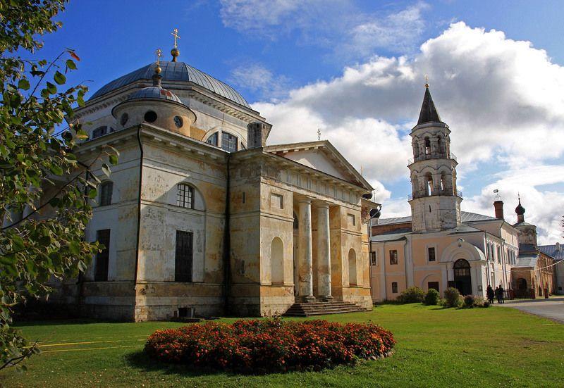 монастырь, торжок Прогулка по Торжкуphoto preview