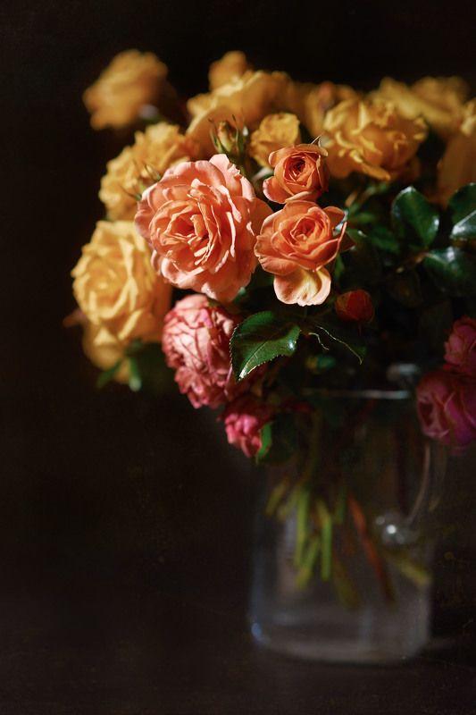 Осенние цветыphoto preview