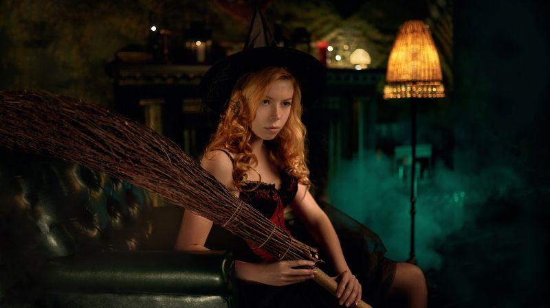 pyzhikphoto, портрет, классика, классический портрет, портрет девушки, женский портрет, portrait, classic, art, красавица Логово ведьмыphoto preview