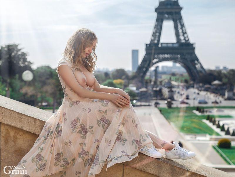 paris, dream, nude, ню, нежность, девушка ню Paris dreamphoto preview