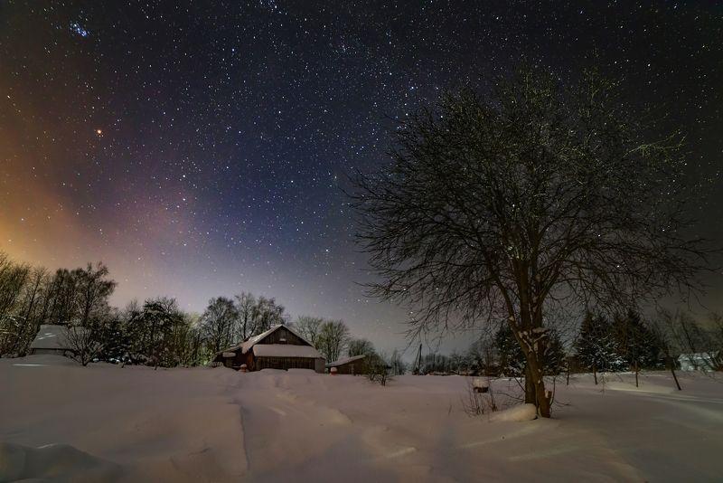 Про морозную зиму, русскую глубинку и звездные ночиphoto preview