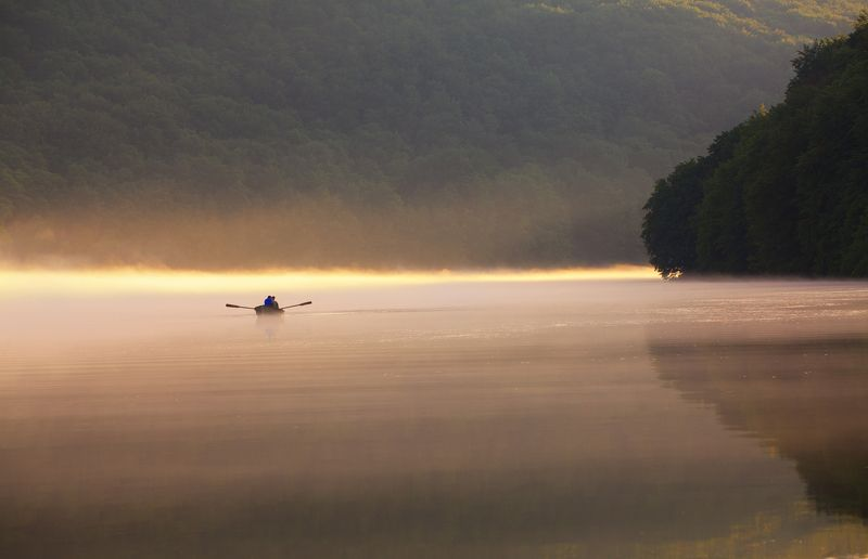 bieszczady, myczkowce, jezioro, Jezioro Myczkowieckiephoto preview