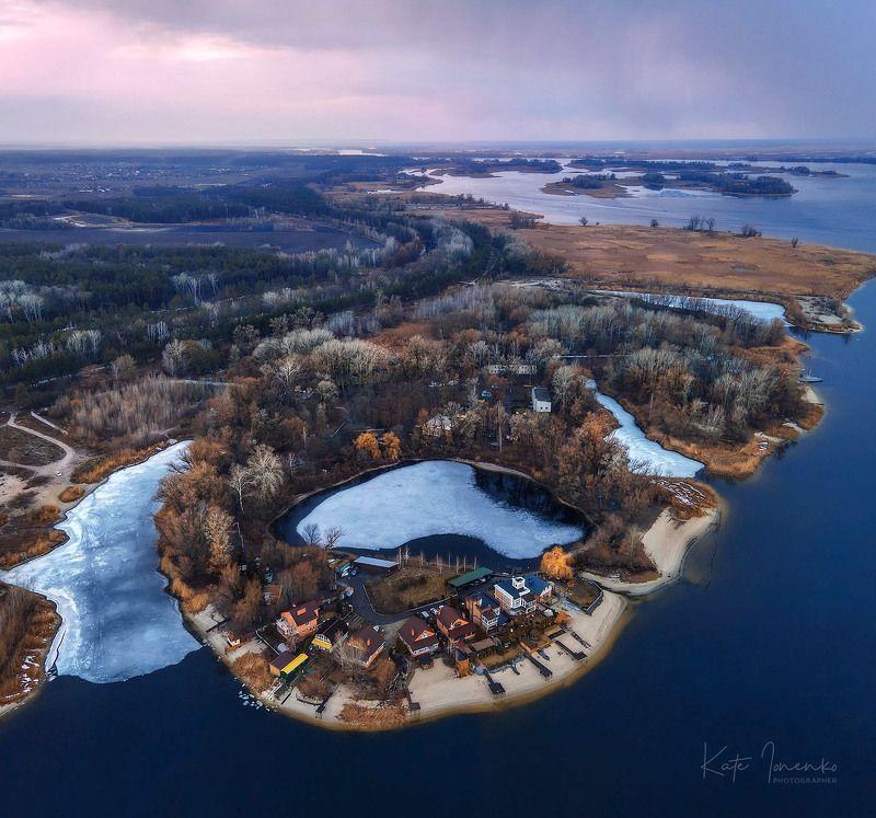 Ледяное око зимы...photo preview