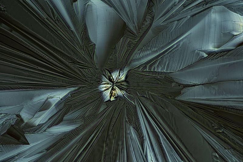 аскорбиновая, кислота, кристалл, витамин с, crystals, макро, поляризованный свет, супермакро, macro Кристалл аскорбиновой кислотыphoto preview