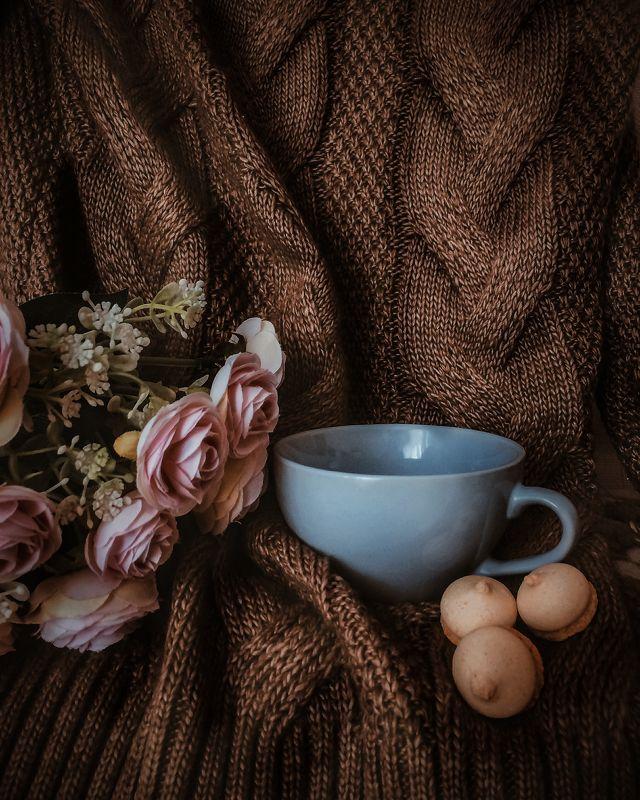 натюрморт,еда Утро с чаемphoto preview