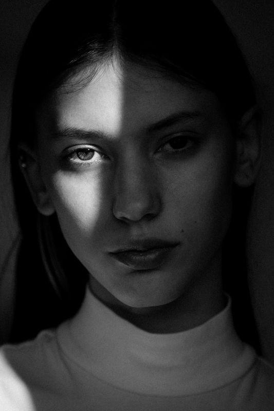 portrait, girl, model, lithuanian Mėja.photo preview
