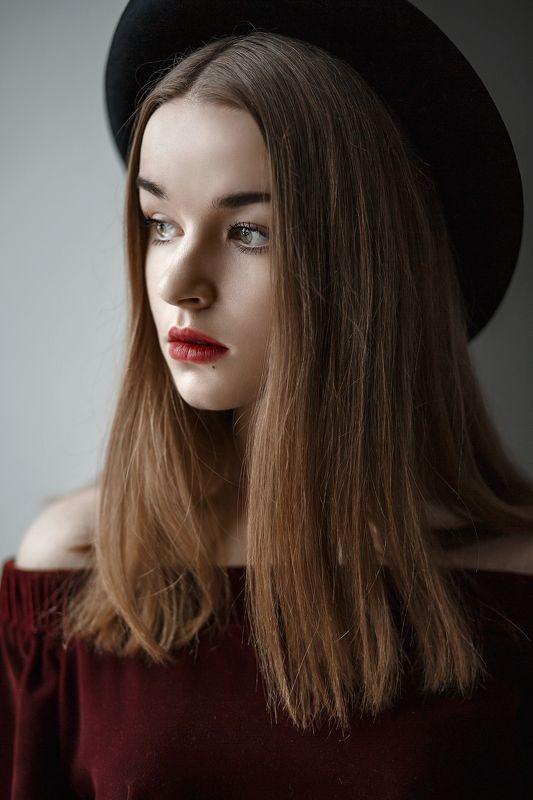 портрет девушка Екатеринаphoto preview