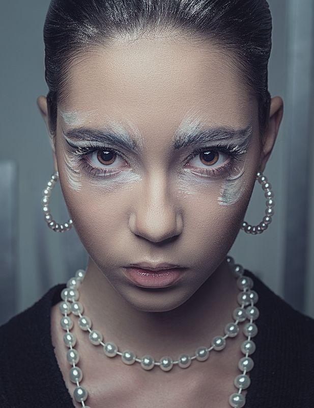 бьюти, портрет глаза Софьяphoto preview