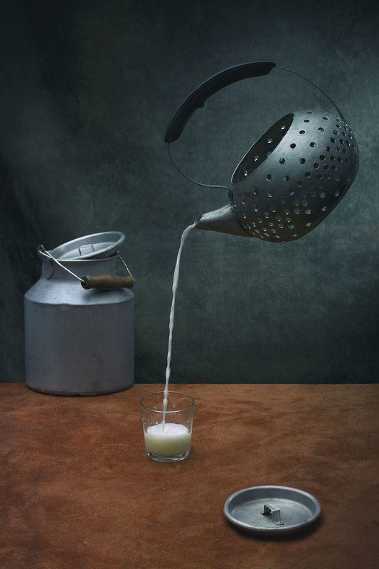 Чайник молокаphoto preview