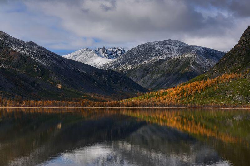 Штиль на озере...photo preview