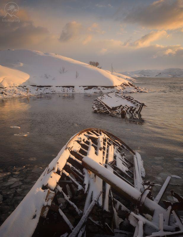 пейзаж, природа, море, кольский, териберка Отливphoto preview