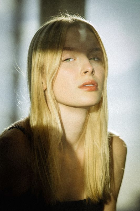 portrait, model, lithuanian, girl Ugnė.photo preview