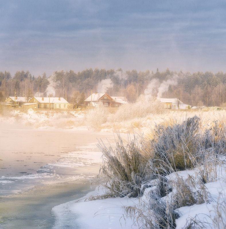 Морозная зимаphoto preview