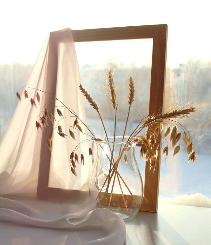 натюрморт, фотонатюрморт, зима, мороз, окно,  наталья казанцева Я рисую летоphoto preview