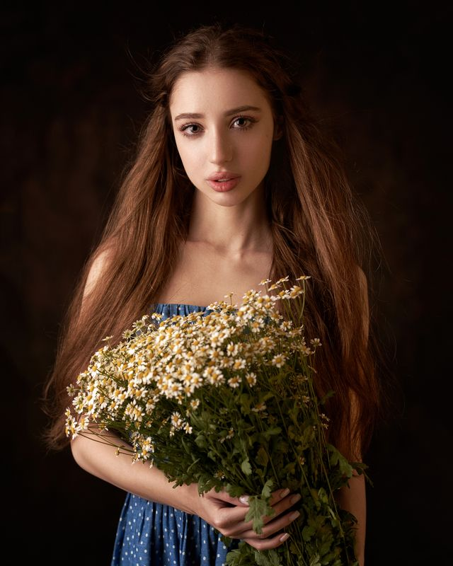 pyzhikphoto, портрет, классика, классический портрет, портрет девушки, женский портрет, portrait, classic, art, красавица Портрет Ингиphoto preview