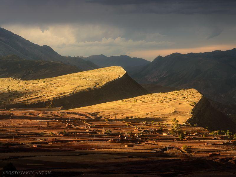 закат, пейзаж, фототур, Контрастный закат (фототур в Боливию)photo preview