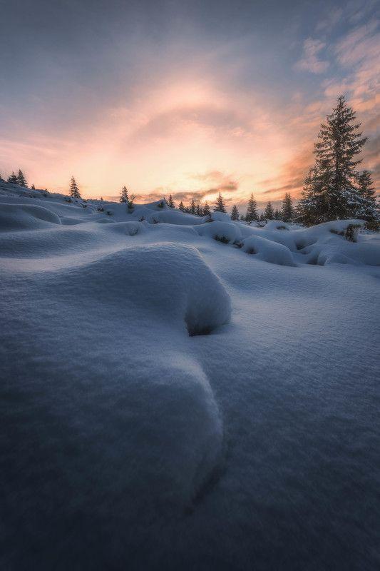 #landscape#nature#winter The effectphoto preview
