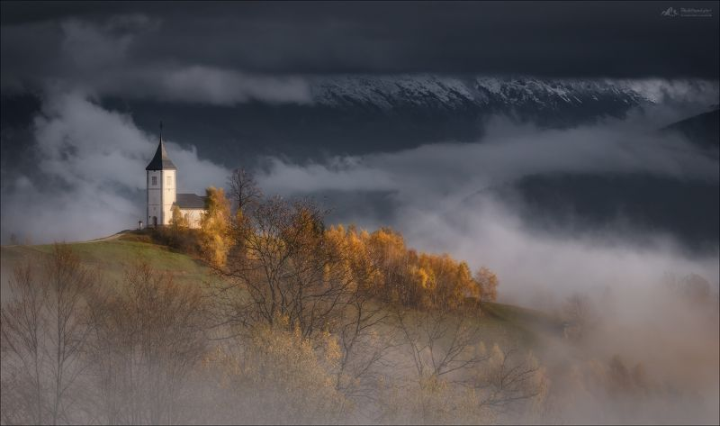 Словения, Ямник, Альпы, Slovenia, Jamnik, Kamnik–Savinja Alps Выше облаков..photo preview