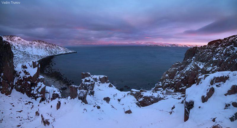 кольский, север, заполярье, териберка, баренцево море Кольский, Баренцево море.photo preview