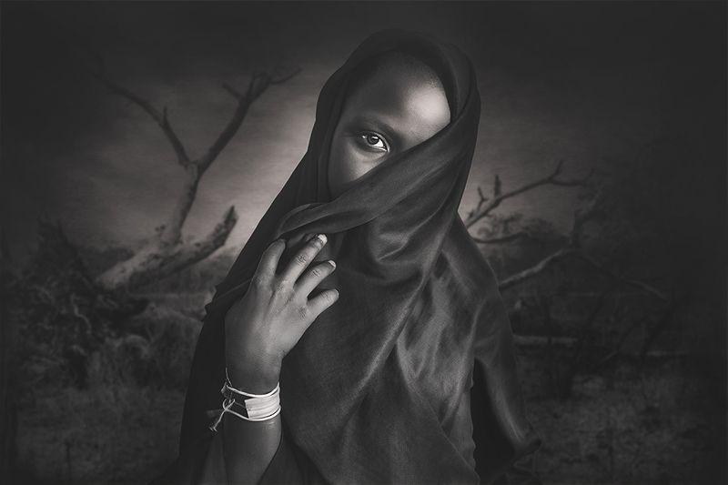 African Girlphoto preview