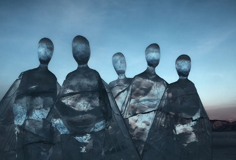 байкал фестиваль olkhon ice fest Народятся новые люди на Земле...photo preview