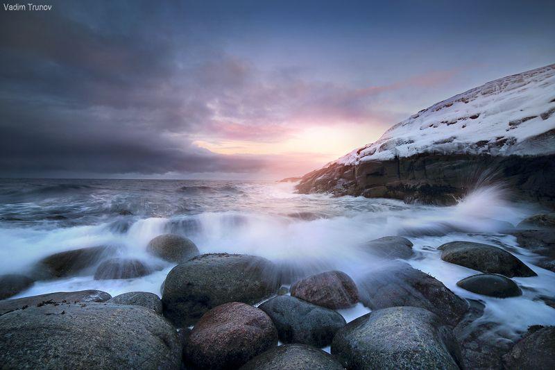 кольский, север, заполярье, териберка, баренцево море ***photo preview