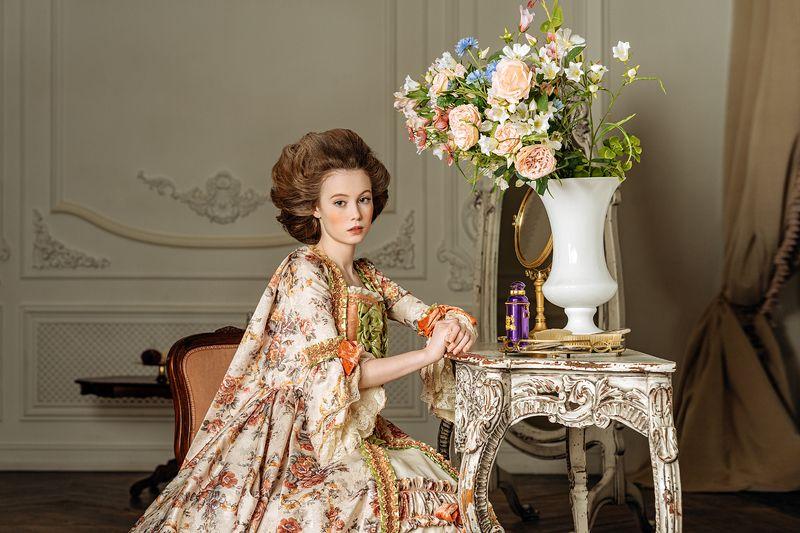 девушка, портрет, милая, cute, portrait, образ, герцогиня Герцогиняphoto preview