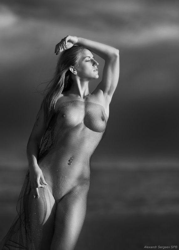 девушка,обнажённая,красота,нежность,гармония,настроение,чувственность Солнечный ветерphoto preview