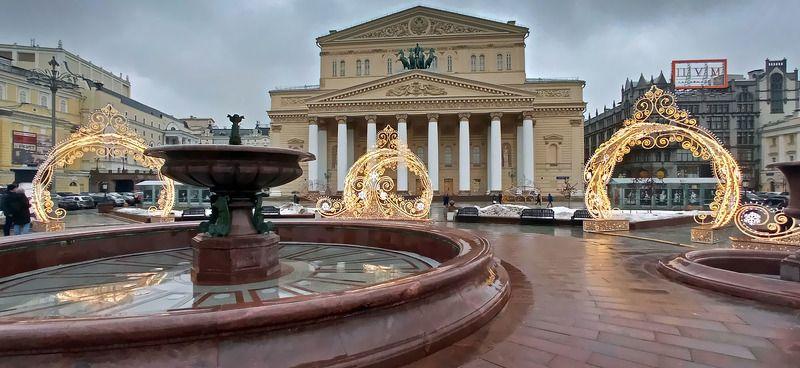 москва, большой Прогулки по Москвеphoto preview