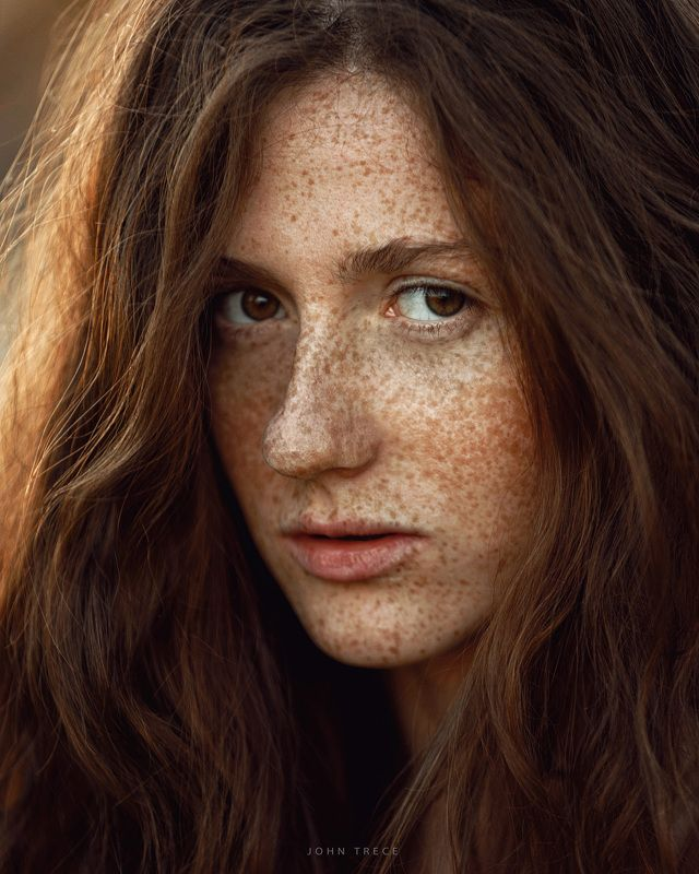 sunny sun girl redhead beauty freckles Sunny Victoriaphoto preview